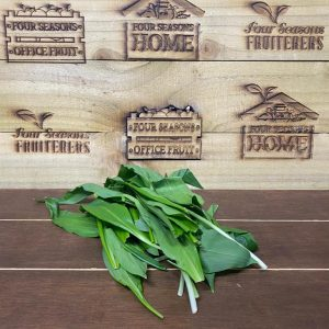 Fresh Wild Garlic