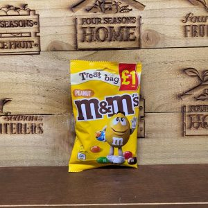 M&M's Peanut Treat Bag